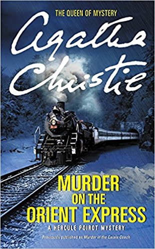 Book Review: Murder on The Orient Express